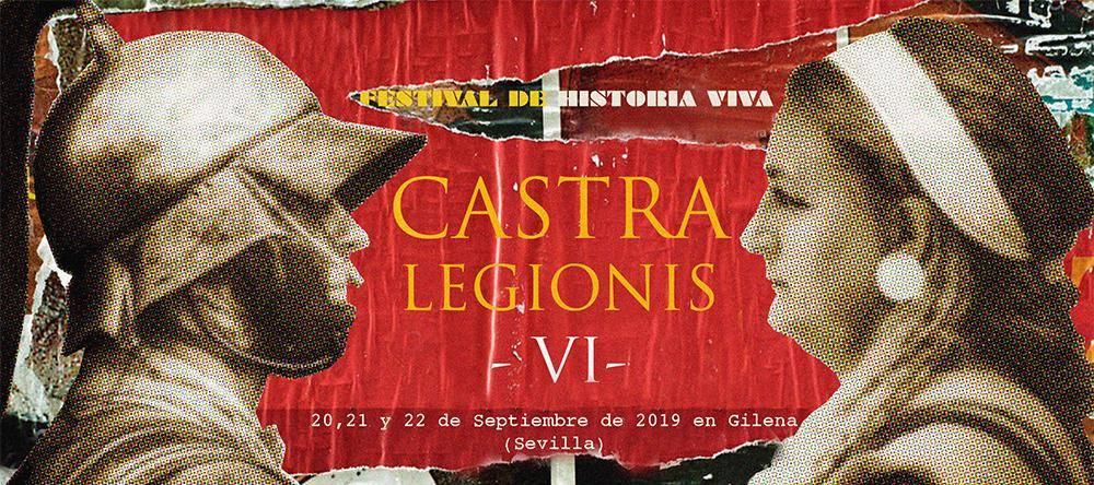 Cartel Castra Legionis 2019
