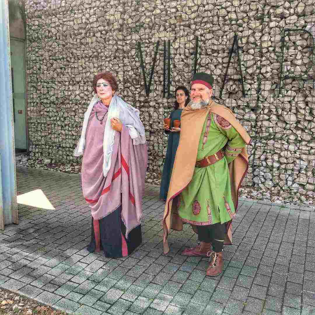 El señor de Veranes - ArqueoTrip