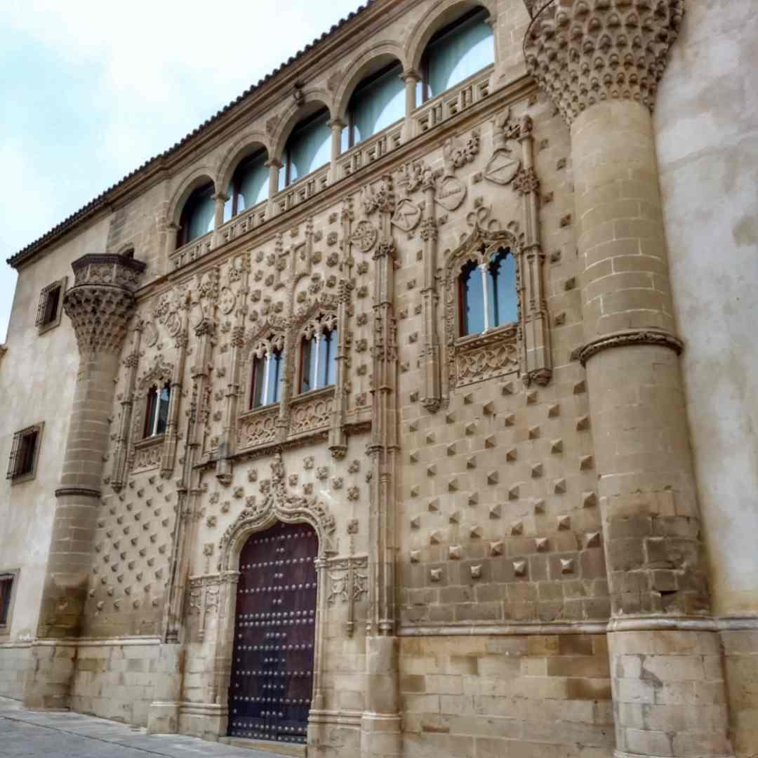 Palacio de Baeza