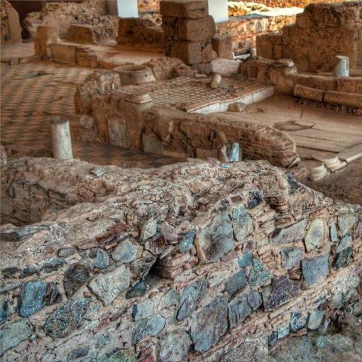 Restos romanos de Mérida