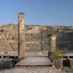 Tres ciudades romanas al alcance de la mano