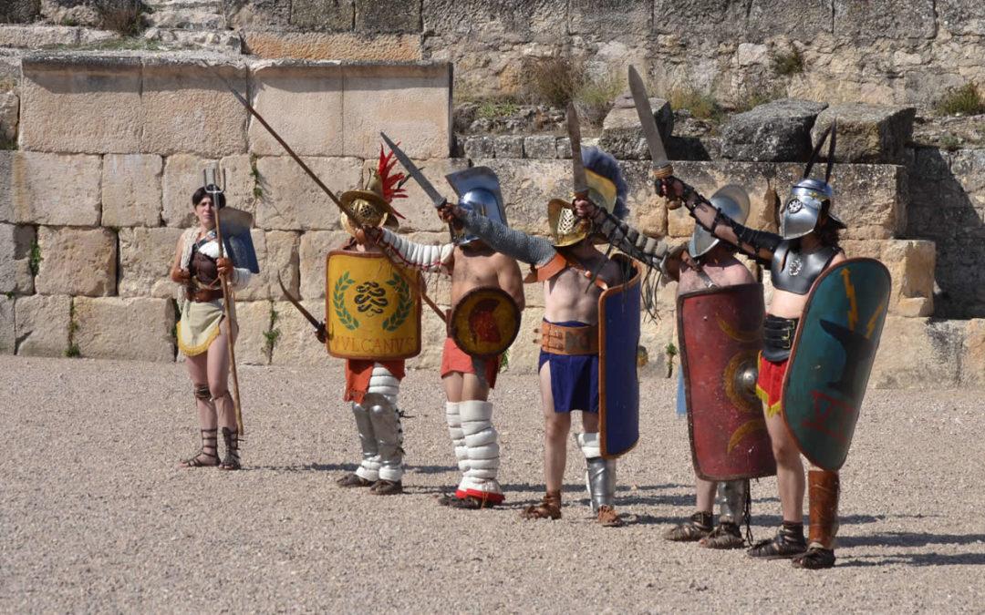 Ludus Gladiatorum Vulcanum 00