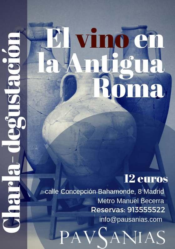 Vino en Roma ArqueoTrip 05