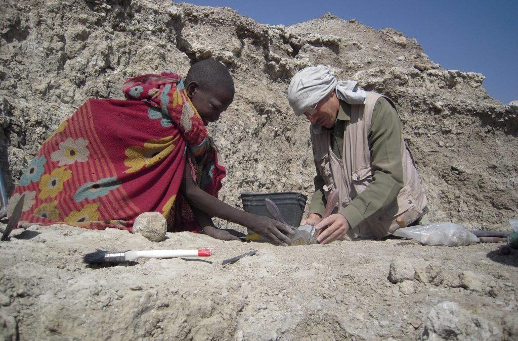 Excavaciones arqueológicas en Peninj y Olduvai_Foto Manuel Domínguez Rodrigo (Medium)