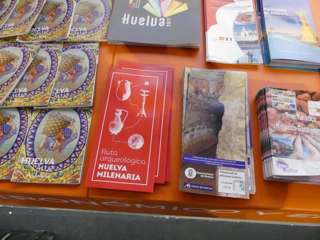12.- Ruta arqueológica de Huelva Milenaria