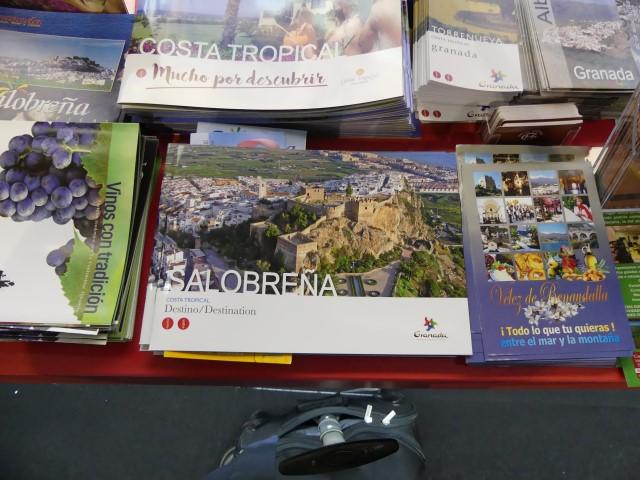 17.- Castillo de Salobreña