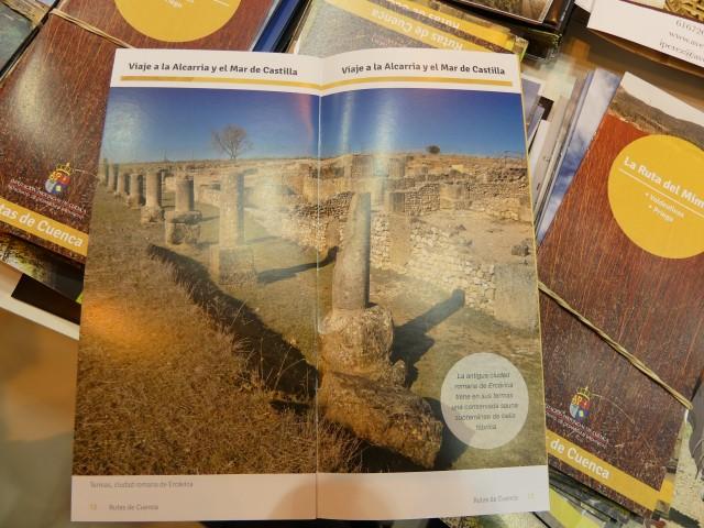 33.- Ciudad romana de Ercavica en Cañaveruelas