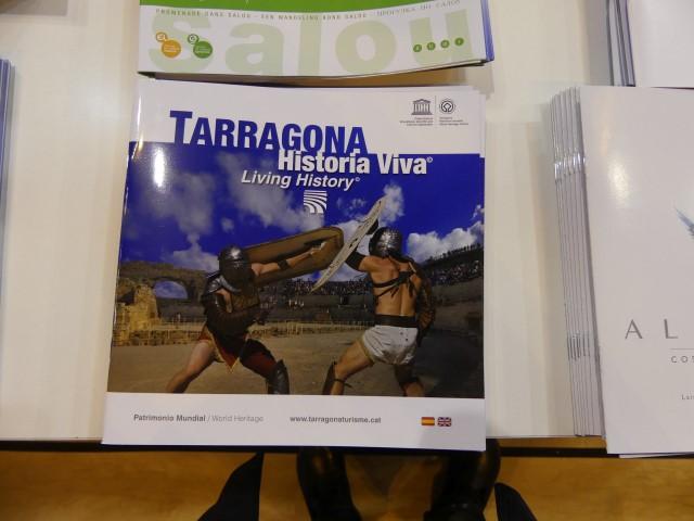 38.- Conjunto arqueológico de Tarraco en Tarragona