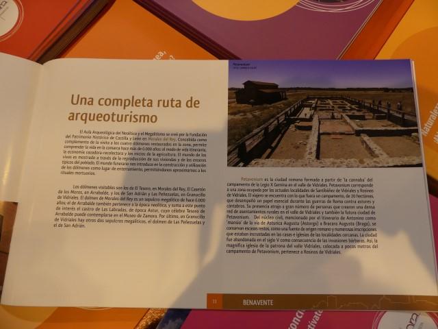 44.- Aula Arqueológica del Neolítico y el Megalitismo en Morales del Rey, 44.- Campamento Romano de Petavonium en Rosinos de Vidriales