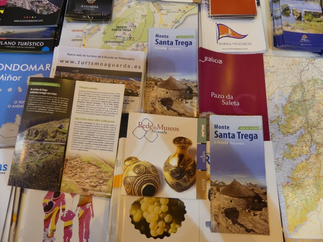 60.- Monte de Santa Tegra y Red de Museos en A Guarda