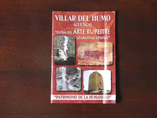 90.- Pinturas rupestres en Villar del Humo