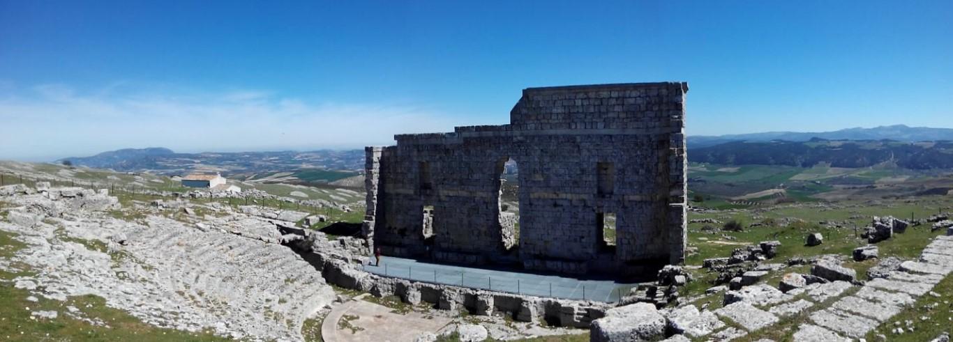Acinipo teatro romano ArqueoTrip