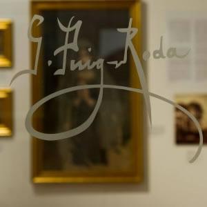 Visita al Museo Gabriel Puig Roda 01
