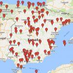 110 destinos de turismo arqueológico y cultural para la Semana Santa de 2017