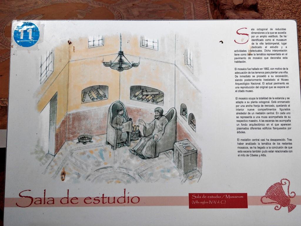 Villa Romana de Arellano ArqueoTrip 12