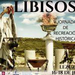 Escápate a Lezuza del 16 al 18 de junio, V Jornadas de recreación histórica de Libisosa