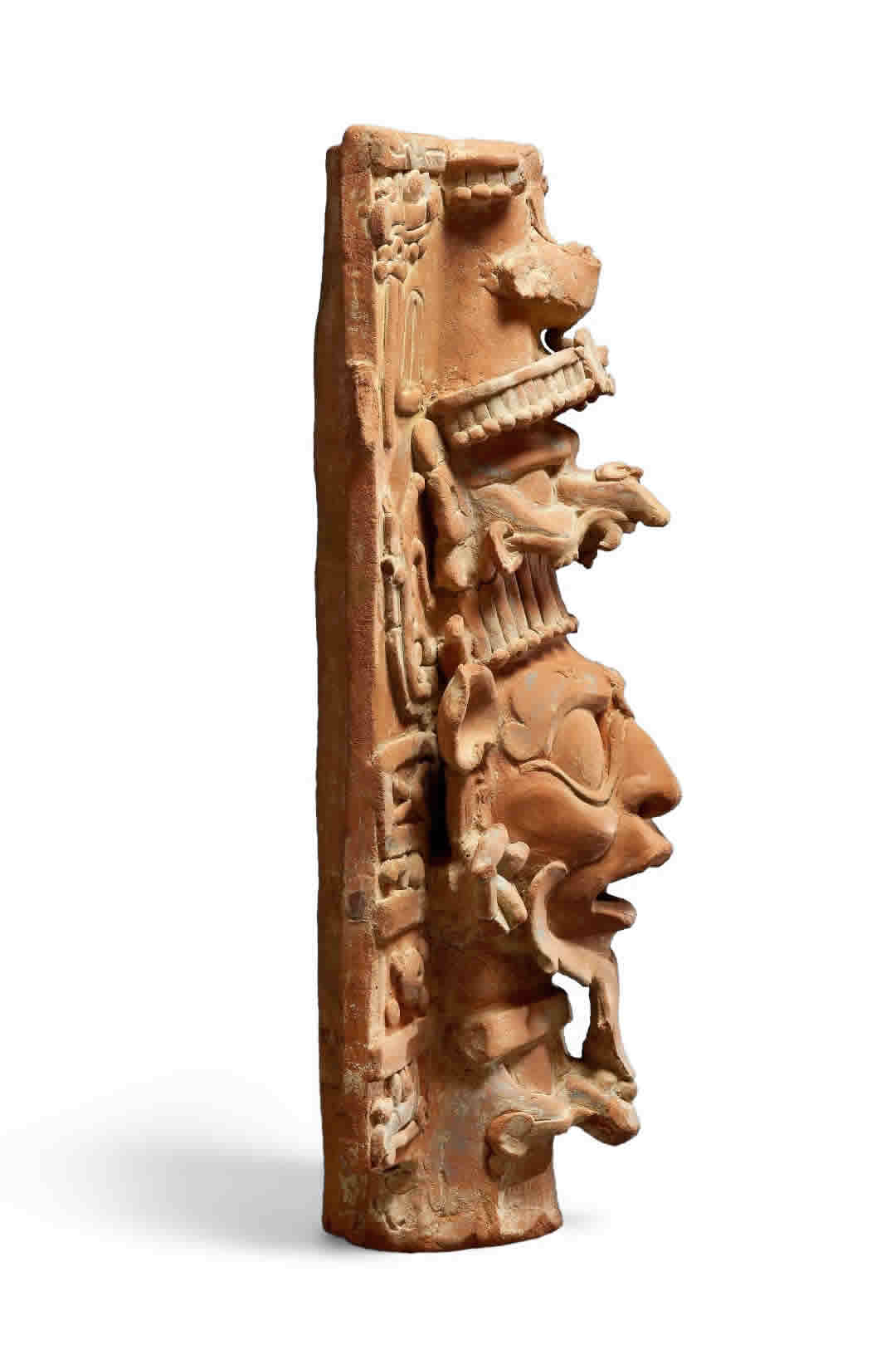 Incensario de estilo Palenque