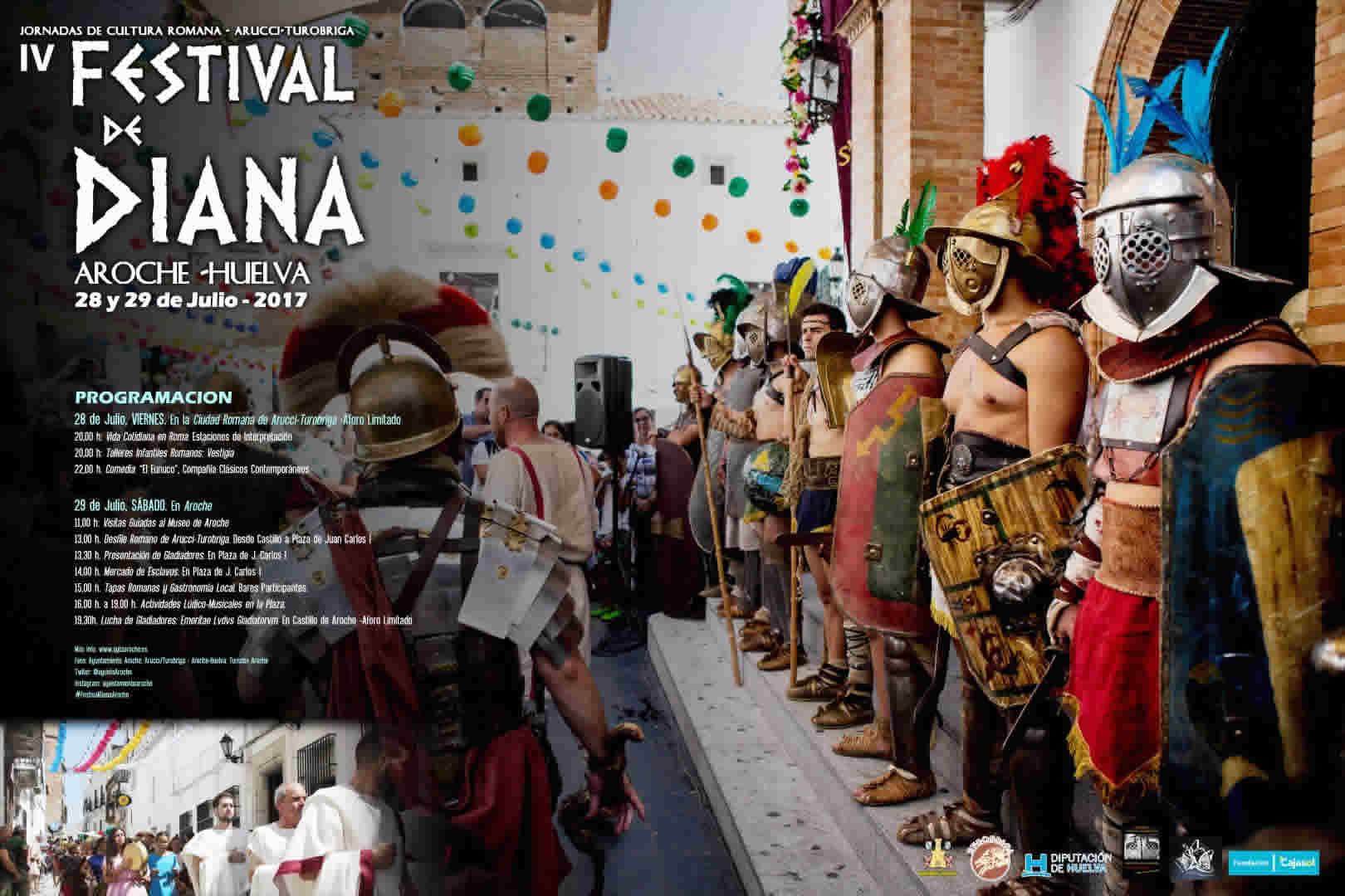 IV Festival Diana ArqueoTrip