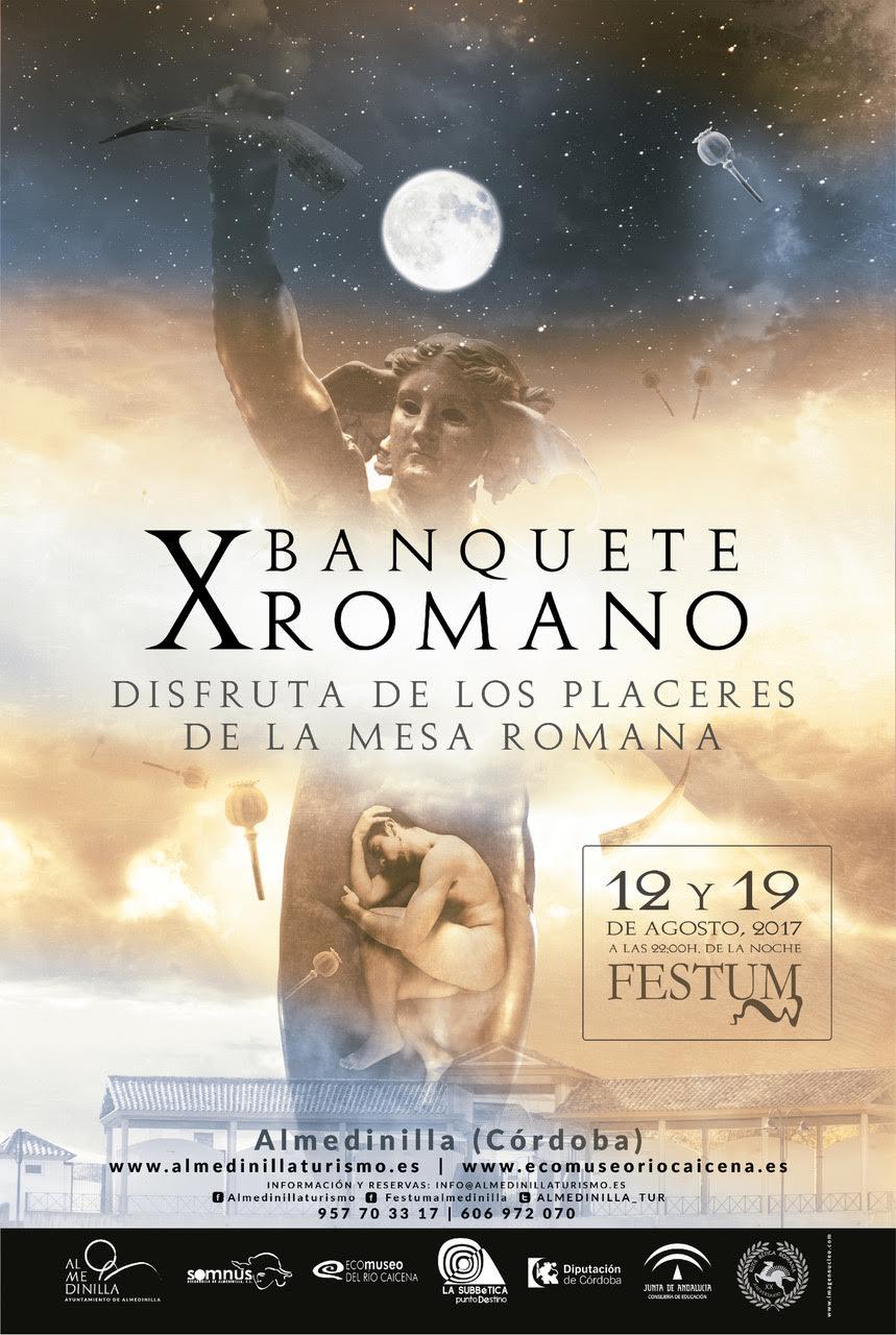 festum banquetes romanos 2017