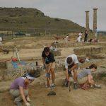 Los Bañales 2017 dos nuevos edificios públicos y una sensacional vivienda romana