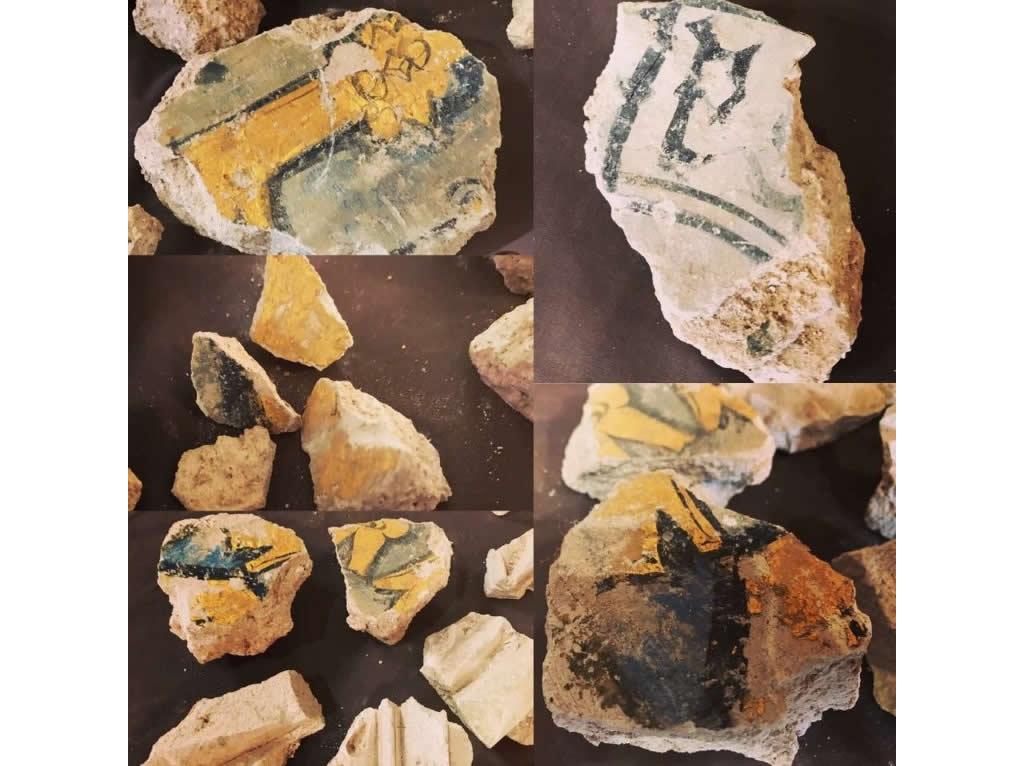 Excavaciones del Castillo de Nalda 02