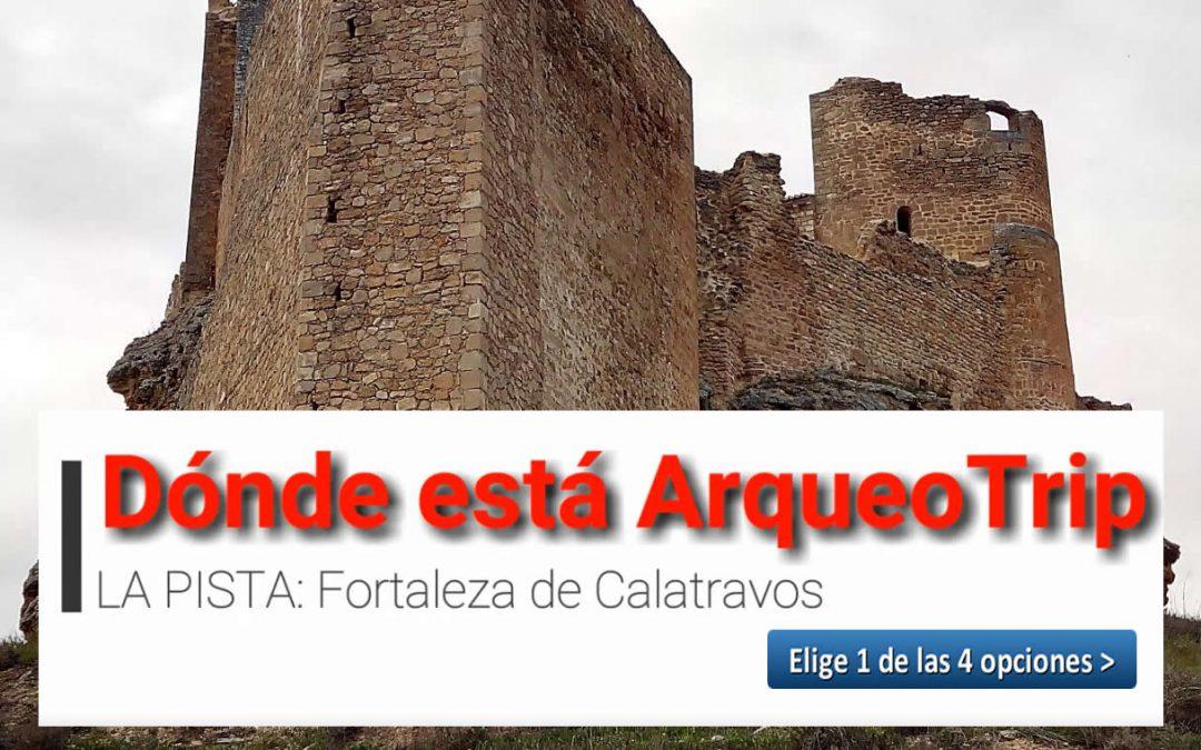 """RETO Nº 4 ¿Dónde está ArqueoTrip? – La Pista: """"Fortaleza de Calatravos"""""""