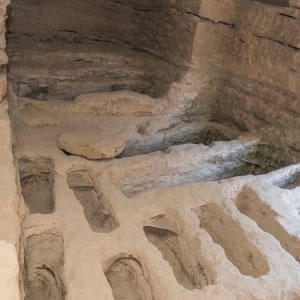 Necrópolis Tardorromana de Osuna