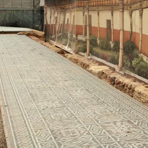 Visita guiada a la villa romana de la Loma del Regadio 02 ArqueoTrip