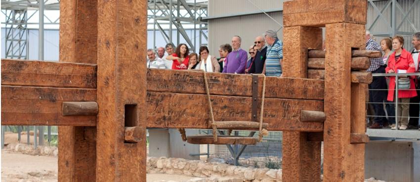 Visita guiada a la villa romana de la Loma del Regadio 06 ArqueoTrip