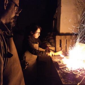curso de forja 05 ArqueoTrip