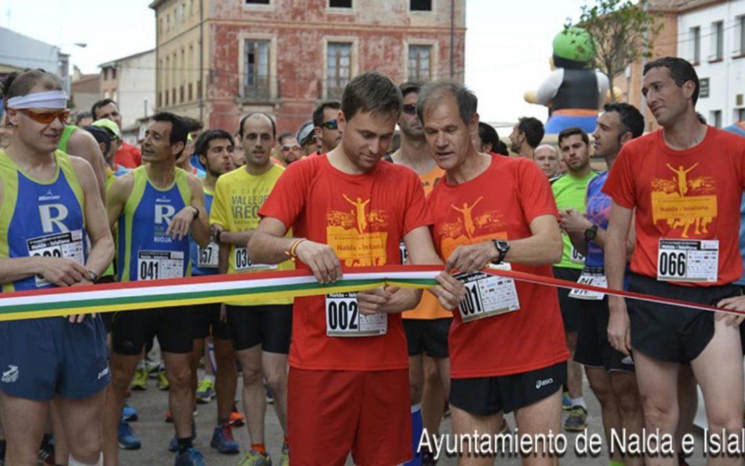 Atención: Runner ¿listo para competir con Abel Antón en La Rioja?