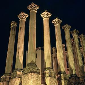 Templo Romano de Córdoba 01 ArqueoTrip