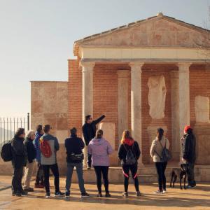 Visita guiada por Alhambra Laminium 04