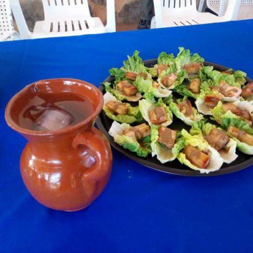 Degustación gastronómica ArqueoTrip 04