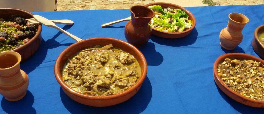 Degustación gastronómica ArqueoTrip 05