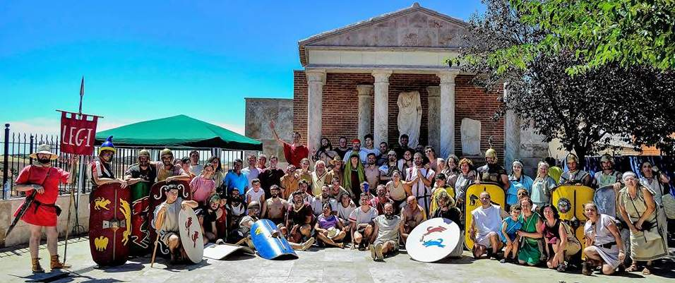 Jornadas ibero-romanas laminitanas ArqueoTrip 05