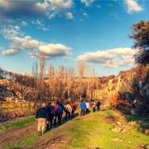 Senderismo por el entorno de Alhambra ArqueoTrip 02