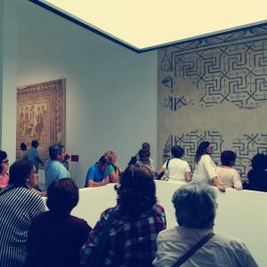 Visitas Guiadas Colección Museográfica del Mosaico Romano 02