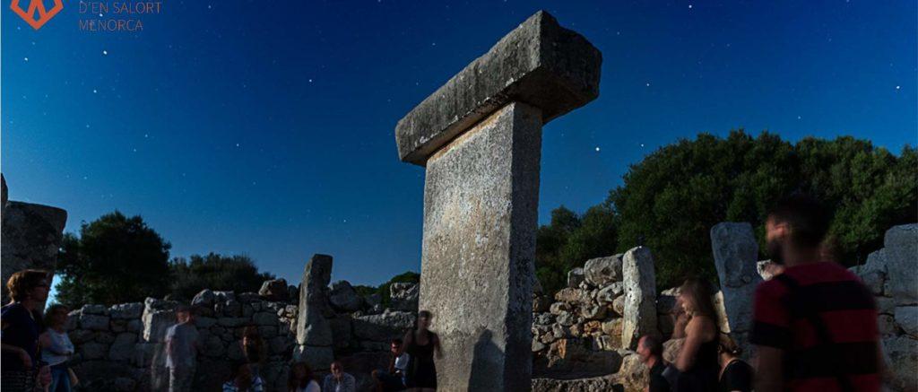 luna llena en Torralba d'en Salort ArqueoTrip 05