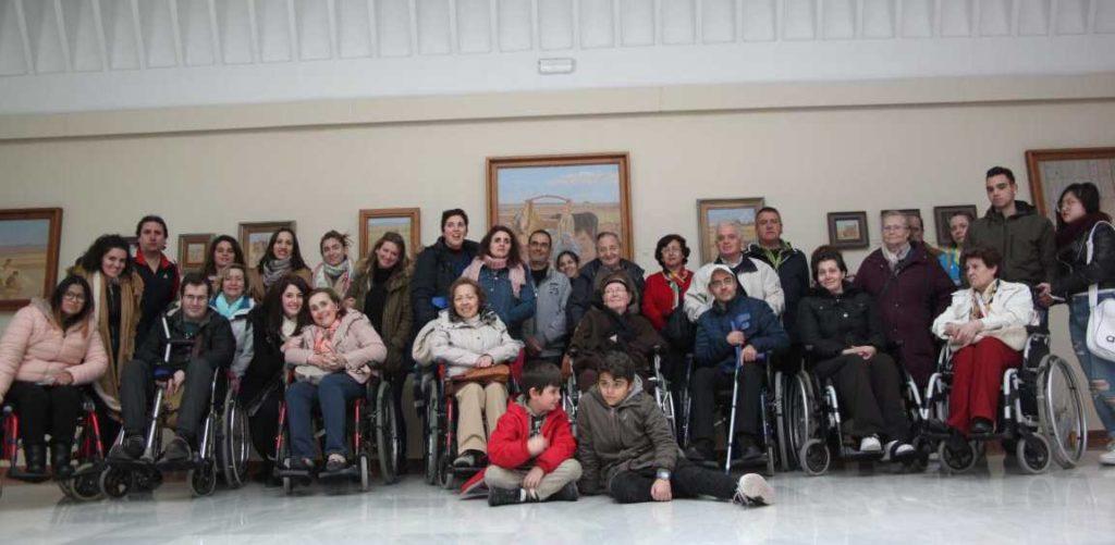 5 Ruta cultural Tomelloso con Asociación Talavera de Esclerosis Múltiple ATAEM (2)