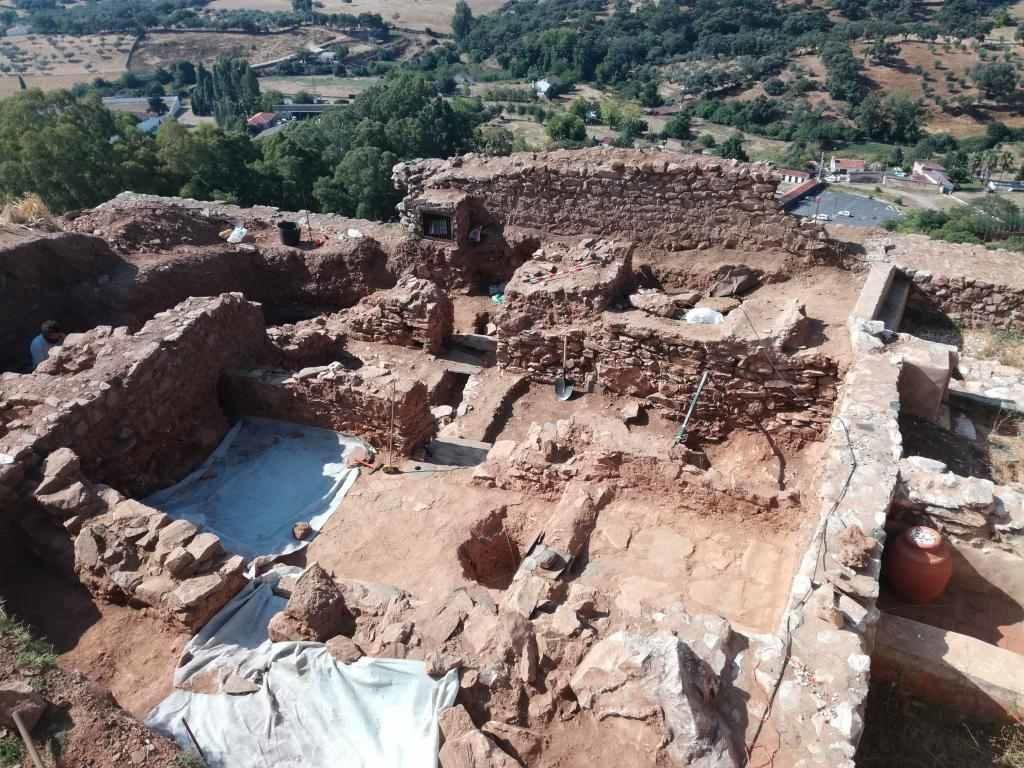 Fortaleza de Aracena 01