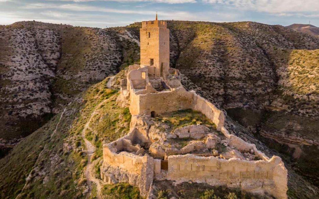 Castillo de Cadrete Entrevista ArqueoTrip 00