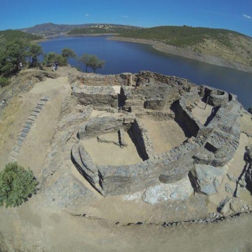 Yacimiento arqueológico de Peñalosa