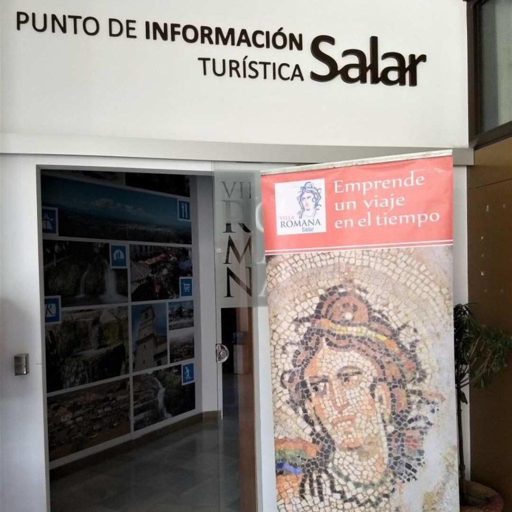 Punto de información turística de Salar