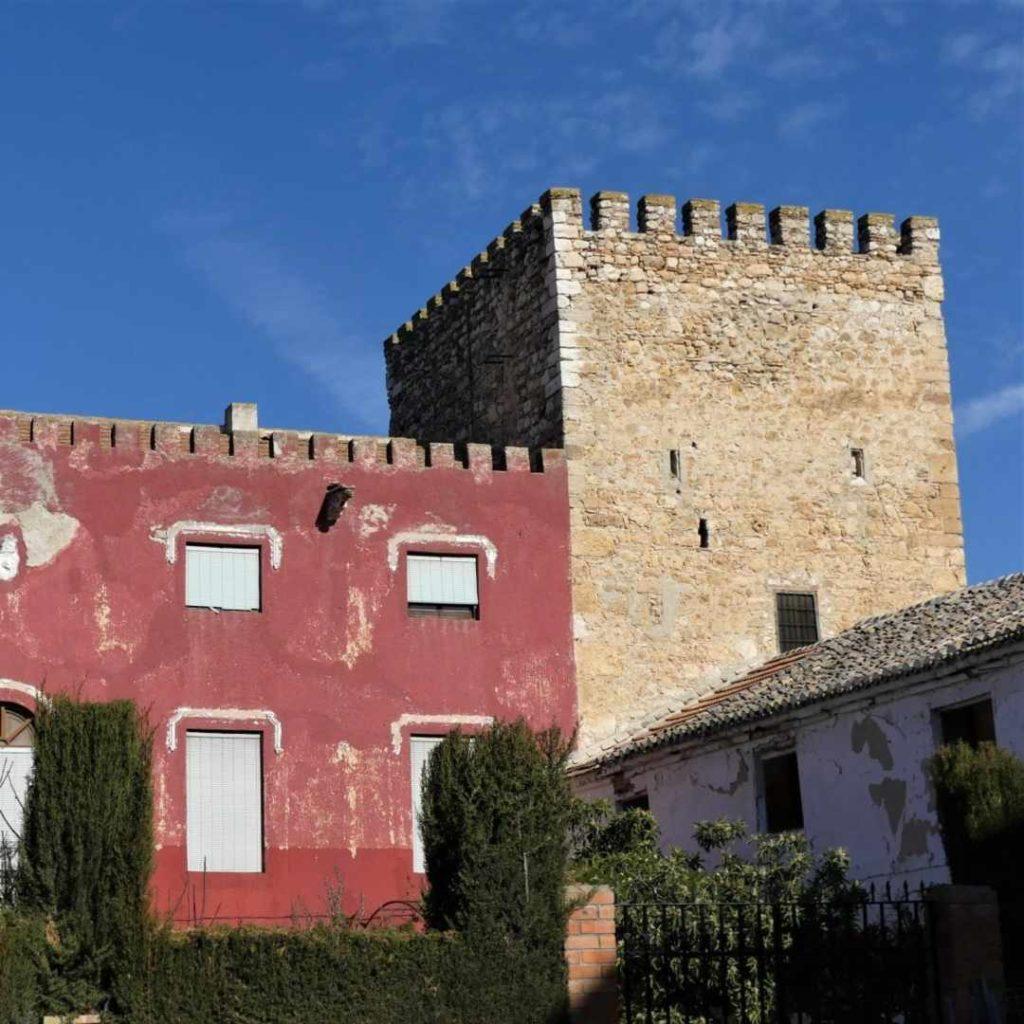 Torre fortaleza medieval