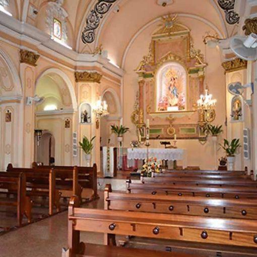 Escapada a Gátova, Iglesia ArqueoTrip 03