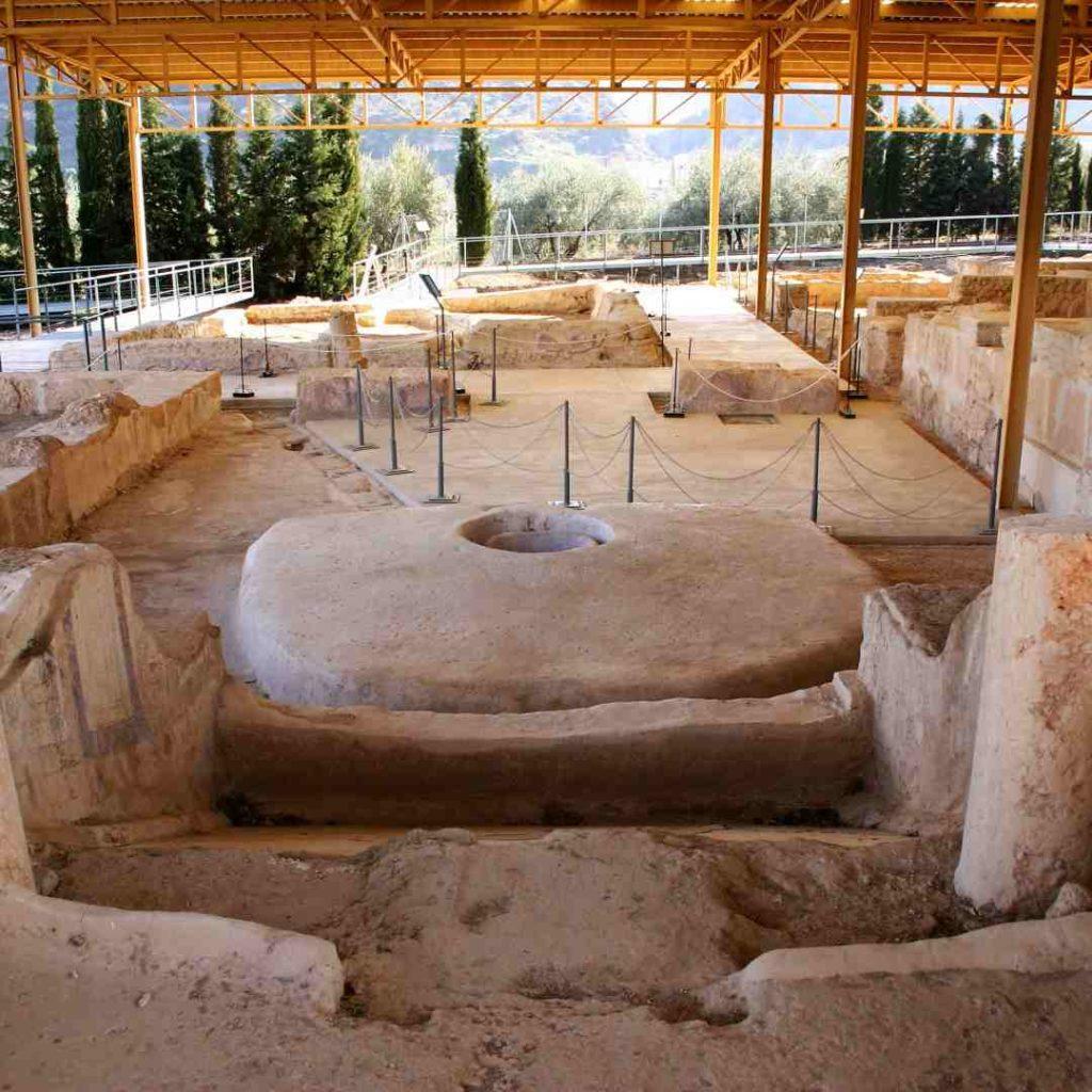 Villa romana de El Ruedo en Almedinilla