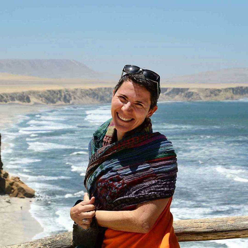 Núria Pujol guía oficial de turismo