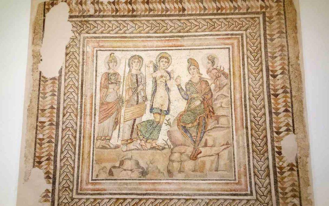 Hoy conocemos la Colección Museográfica del Mosaico Romano de Casariche ¡Visita Recomendada!