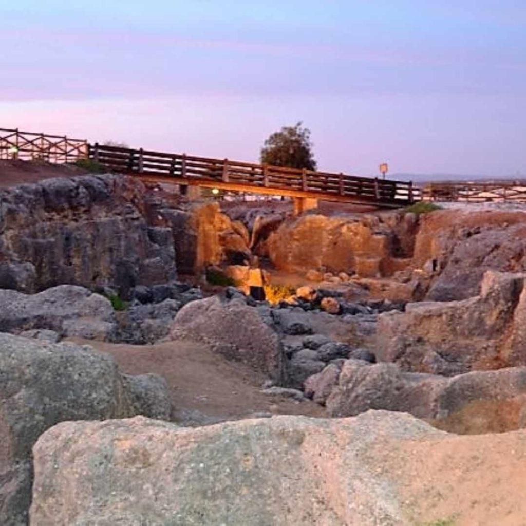 Canteras romanas del Cerro Bellido de Casariche